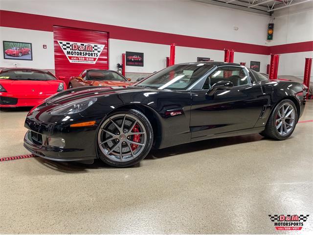 2009 Chevrolet Corvette (CC-1523066) for sale in Glen Ellyn, Illinois