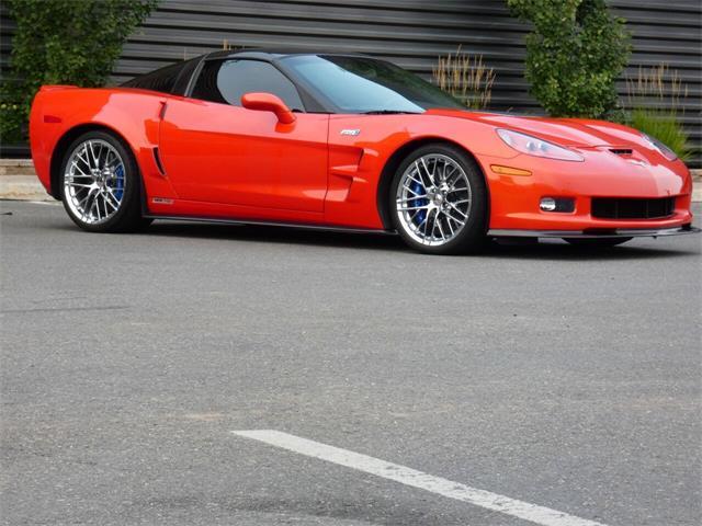 2011 Chevrolet Corvette (CC-1523068) for sale in Hailey, Idaho