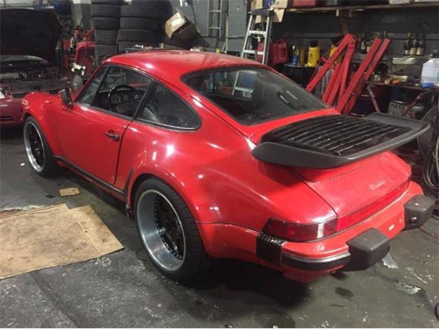 1987 Porsche 930 (CC-1520307) for sale in Cadillac, Michigan