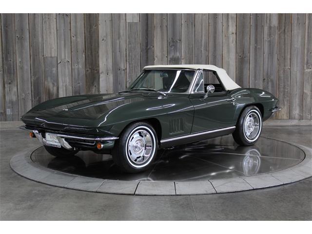 1967 Chevrolet Corvette (CC-1523073) for sale in Bettendorf, Iowa