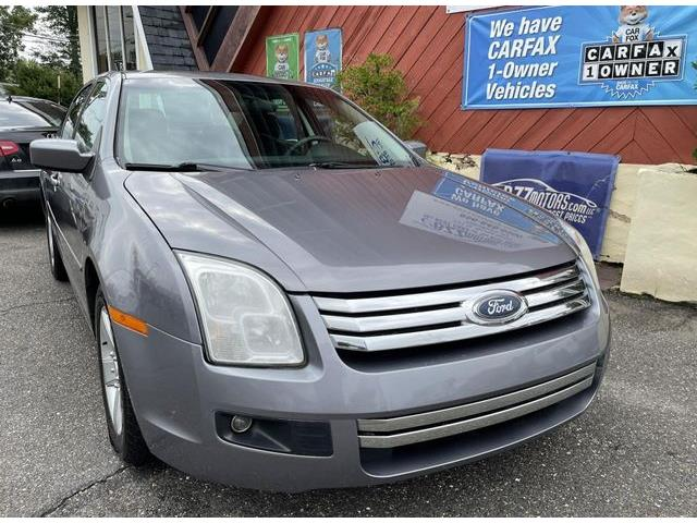 2007 Ford Fusion (CC-1523085) for sale in Woodbury, New Jersey