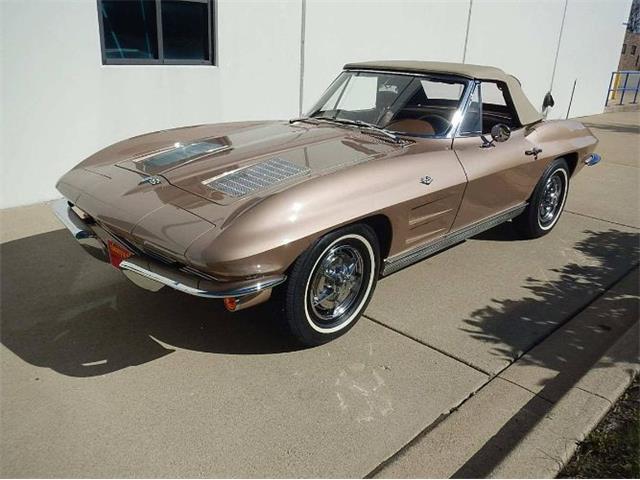 1963 Chevrolet Corvette (CC-1520310) for sale in Cadillac, Michigan