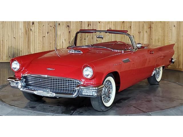 1957 Ford Thunderbird (CC-1523104) for sale in Lebanon, Missouri