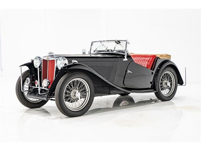 1949 MG TC (CC-1523107) for sale in st-leonard, Quebec