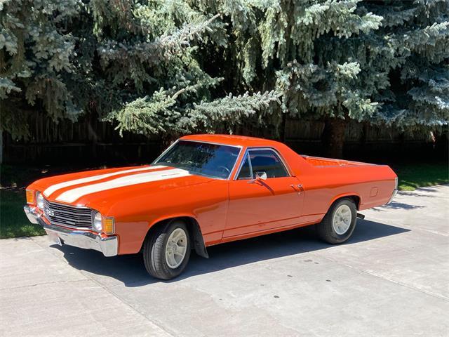 1972 Chevrolet El Camino (CC-1523112) for sale in Idaho Falls, Idaho