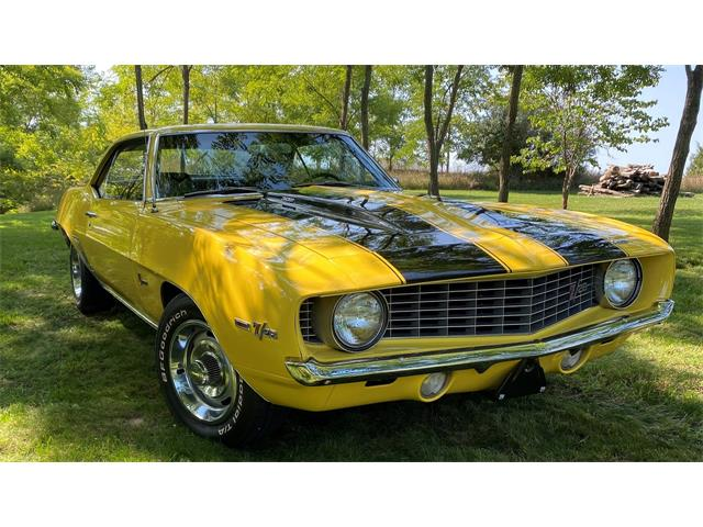 1969 Chevrolet Camaro Z28 (CC-1523113) for sale in Brooklyn, Michigan