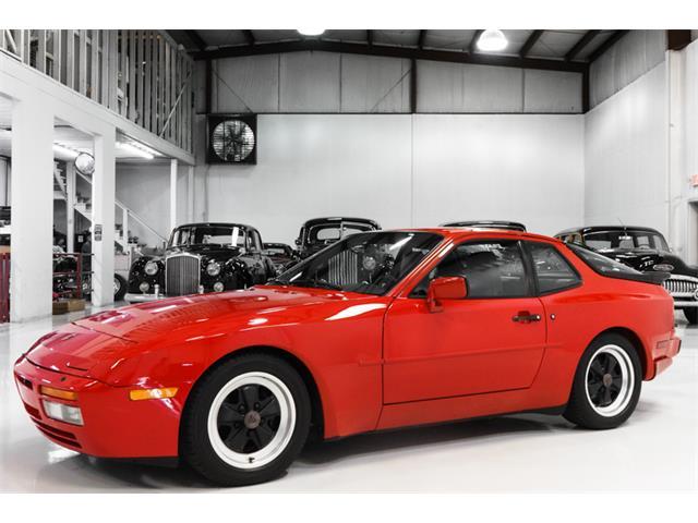1986 Porsche 944 (CC-1523116) for sale in St. Louis, Missouri