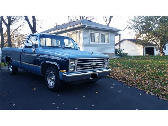 1986 Chevrolet C10 (CC-1523128) for sale in Plymouth, Minnesota