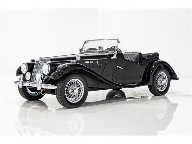 1954 MG TF (CC-1523131) for sale in st-leonard, Quebec