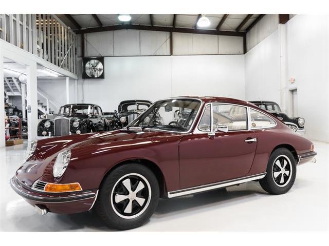 1968 Porsche 911S (CC-1523132) for sale in St. Louis, Missouri