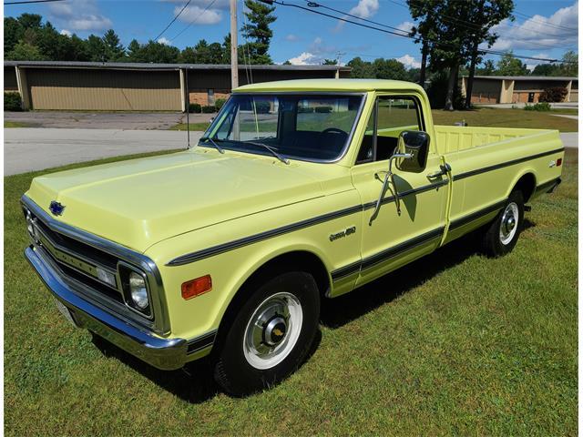 1970 Chevrolet C20 (CC-1523135) for sale in hopedale, Massachusetts