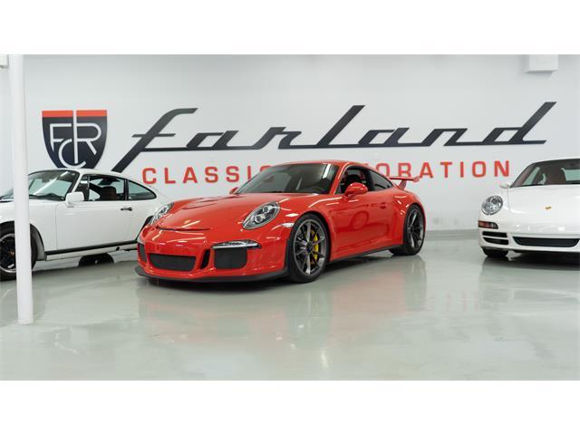 2015 Porsche GT3 (CC-1523139) for sale in Englewood, Colorado