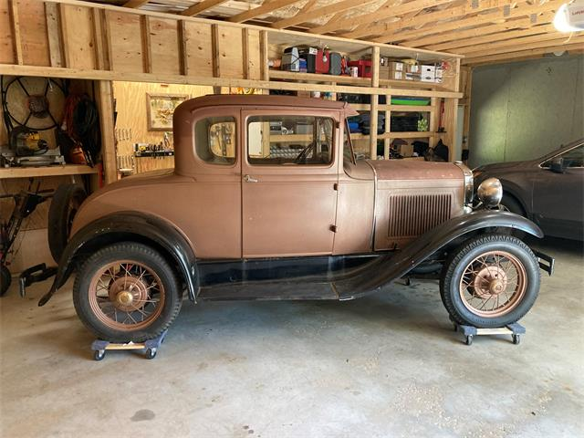 1931 Ford 5-Window Coupe (CC-1523143) for sale in Augusta, Maine
