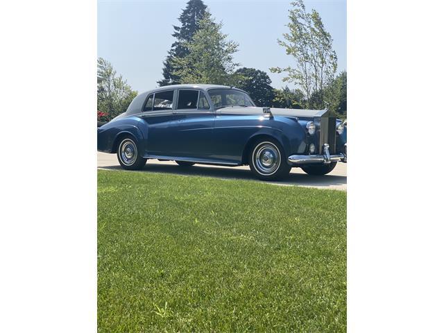 1959 Rolls-Royce Silver Cloud (CC-1523147) for sale in Douglas, Michigan