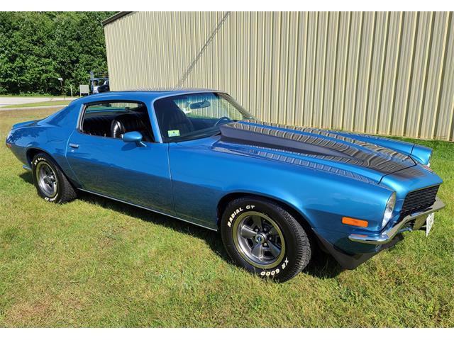 1971 Chevrolet Camaro (CC-1523149) for sale in hopedale, Massachusetts