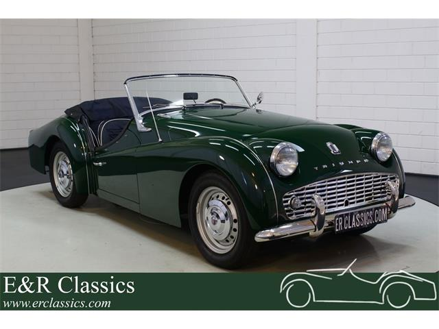 1960 Triumph TR3A (CC-1520315) for sale in Waalwijk, Noord Brabant