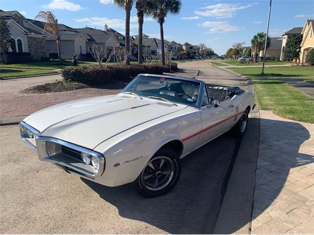 1967 Pontiac Firebird (CC-1523156) for sale in League City, Texas