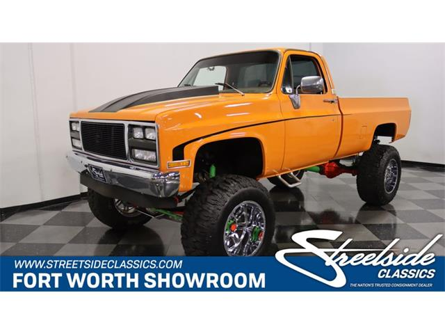 1974 Chevrolet K-20 (CC-1523158) for sale in Ft Worth, Texas