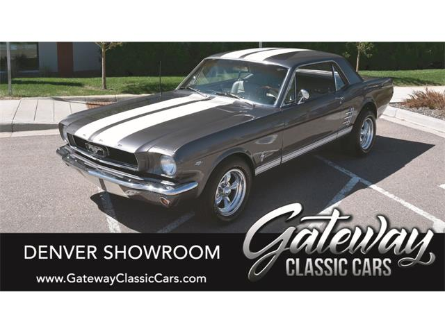 1966 Ford Mustang (CC-1523186) for sale in O'Fallon, Illinois