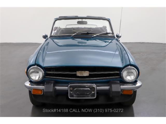 1976 Triumph TR6 (CC-1523194) for sale in Beverly Hills, California