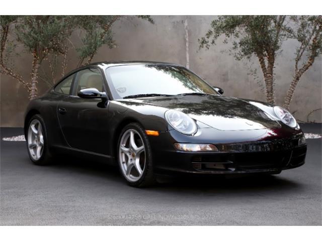 2007 Porsche 911 Carrera (CC-1523196) for sale in Beverly Hills, California