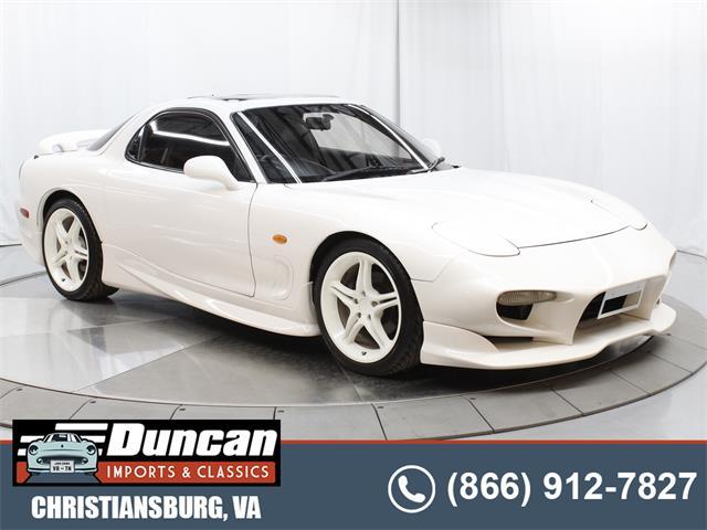 1993 Mazda RX-7 (CC-1523197) for sale in Christiansburg, Virginia