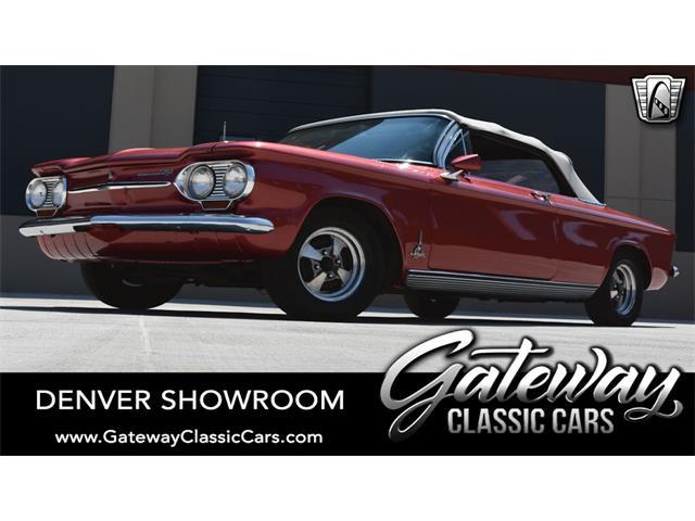1963 Chevrolet Corvair (CC-1523199) for sale in O'Fallon, Illinois