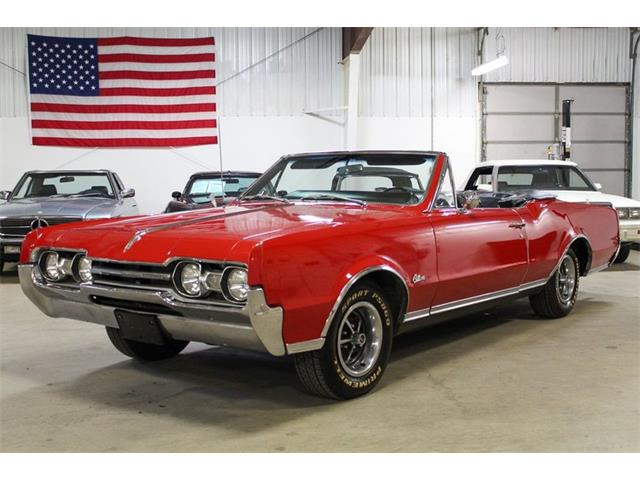 1967 Oldsmobile Cutlass (CC-1520032) for sale in Kentwood, Michigan