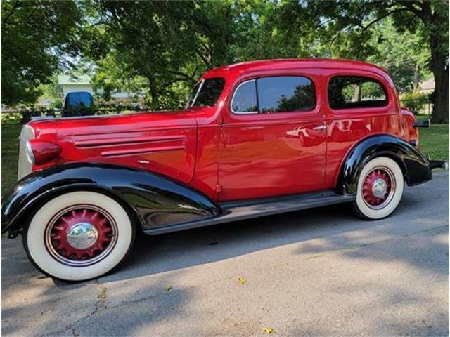 1936 Chevrolet Sedan (CC-1520320) for sale in Wagoner, Oklahoma