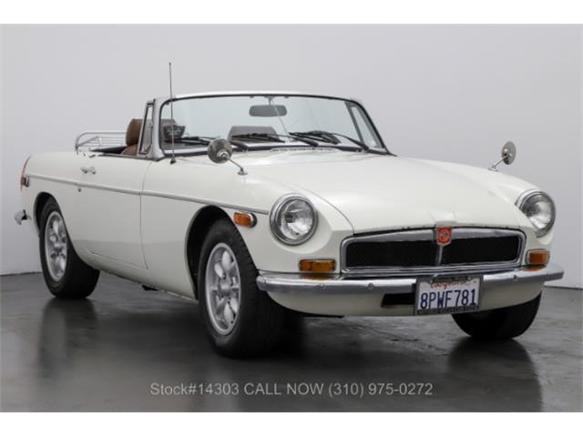 1973 MG MGB (CC-1523201) for sale in Beverly Hills, California
