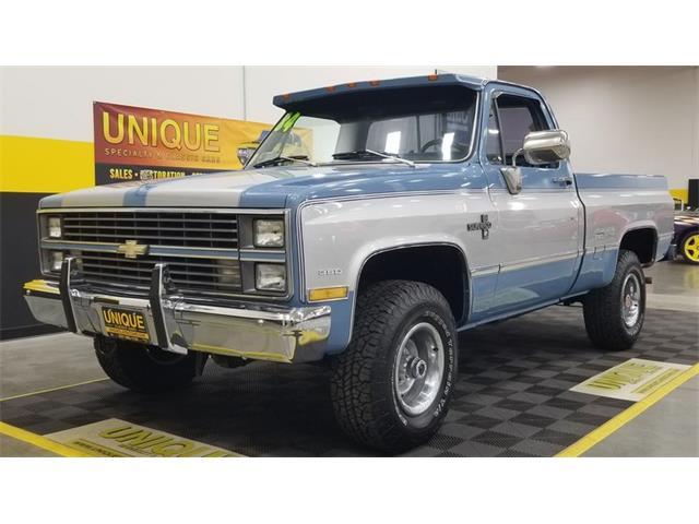 1984 Chevrolet Silverado (CC-1523207) for sale in Mankato, Minnesota