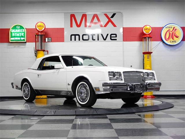 1985 Buick Riviera (CC-1523209) for sale in Pittsburgh, Pennsylvania