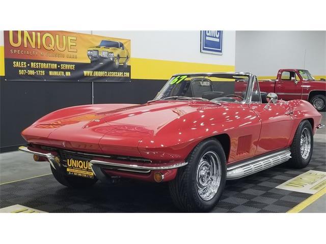 1967 Chevrolet Corvette (CC-1523218) for sale in Mankato, Minnesota