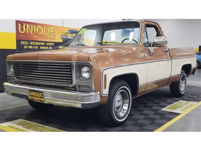 1980 Chevrolet C10 (CC-1523219) for sale in Mankato, Minnesota