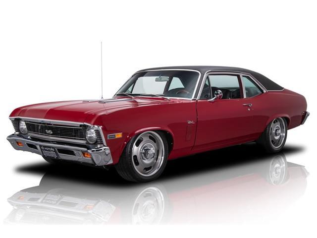1969 Chevrolet Nova (CC-1523221) for sale in Charlotte, North Carolina