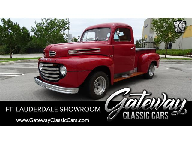 1948 Ford Pickup (CC-1523222) for sale in O'Fallon, Illinois