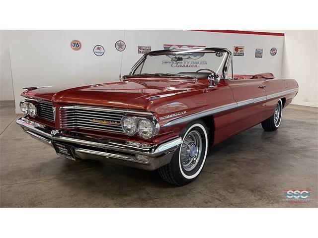 1962 Pontiac Bonneville (CC-1523224) for sale in Fairfield, California