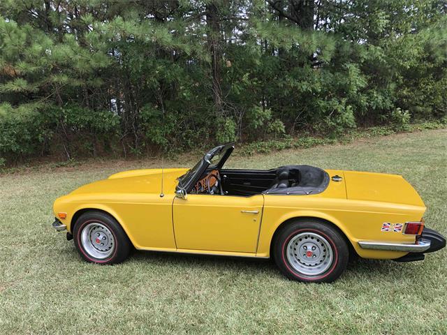 1976 Triumph TR6 (CC-1520323) for sale in Morrisville, North Carolina