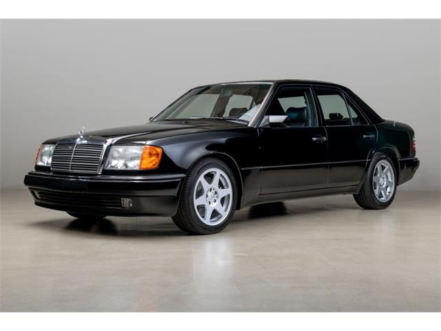1992 Mercedes-Benz 500 (CC-1523237) for sale in Scotts Valley, California