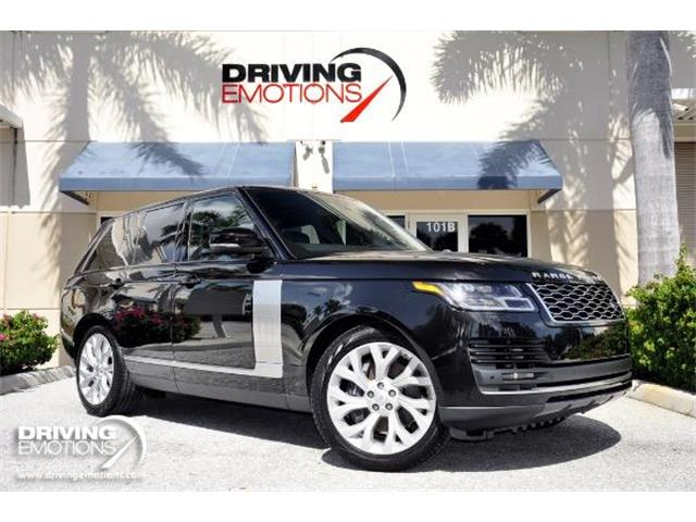 2021 Land Rover Range Rover (CC-1523247) for sale in West Palm Beach, Florida
