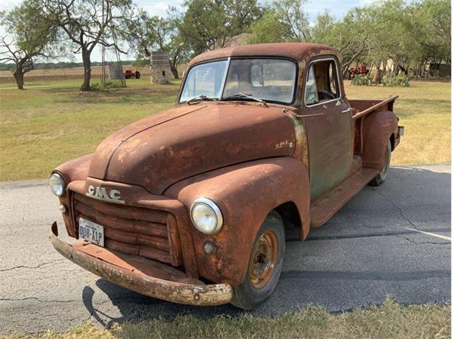 1953 GMC 3100 (CC-1523248) for sale in Fredericksburg, Texas