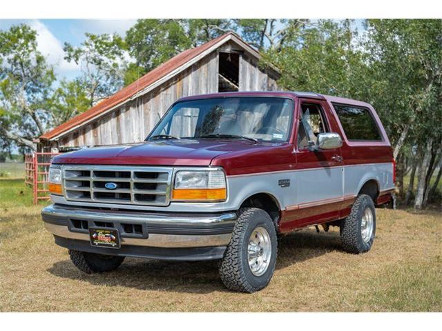 1996 Ford Bronco (CC-1523249) for sale in Fredericksburg, Texas