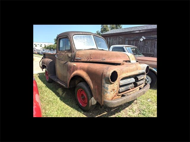 1952 Dodge 5-Window Coupe (CC-1523250) for sale in Gray Court, South Carolina