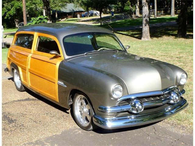 1951 Ford Woody Wagon (CC-1523259) for sale in Arlington, Texas