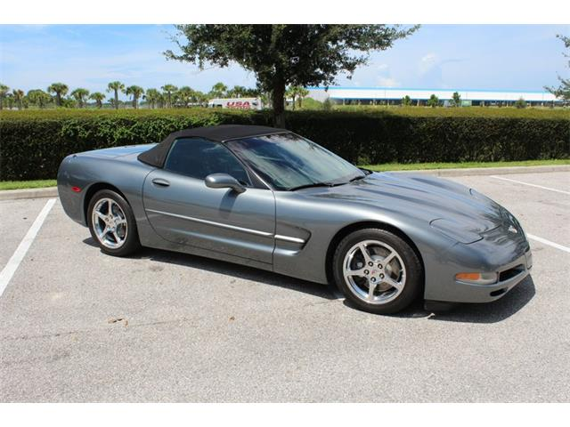 2003 Chevrolet Corvette (CC-1523266) for sale in Sarasota, Florida