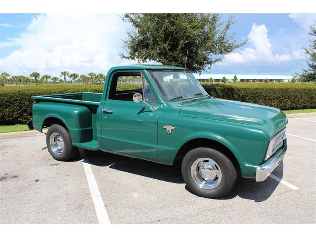 1967 Chevrolet C10 (CC-1523272) for sale in Sarasota, Florida