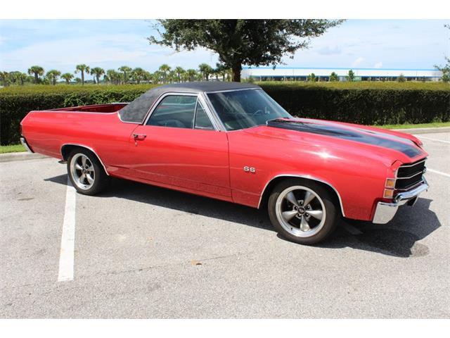 1971 Chevrolet El Camino (CC-1523275) for sale in Sarasota, Florida