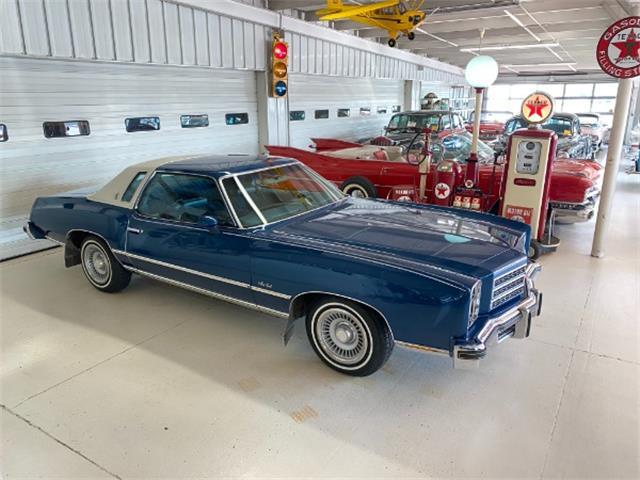 1976 Chevrolet Monte Carlo (CC-1523304) for sale in Columbus, Ohio
