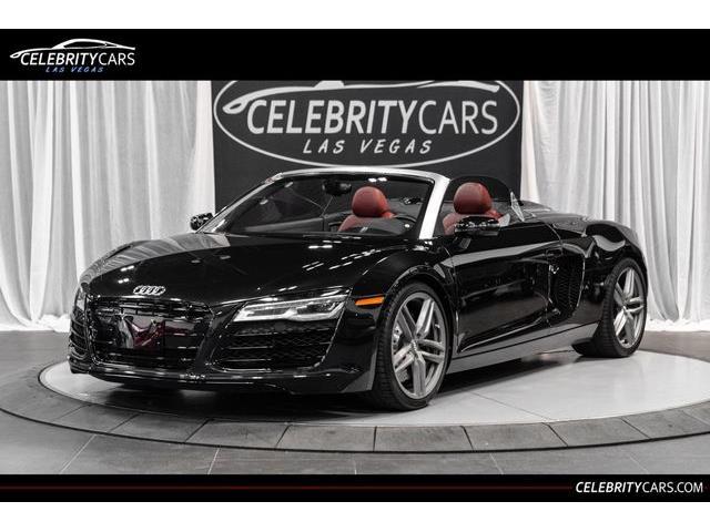 2014 Audi R8 (CC-1523317) for sale in Las Vegas, Nevada