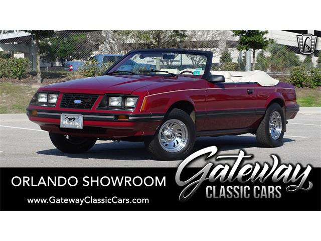1983 Ford Mustang (CC-1523319) for sale in O'Fallon, Illinois